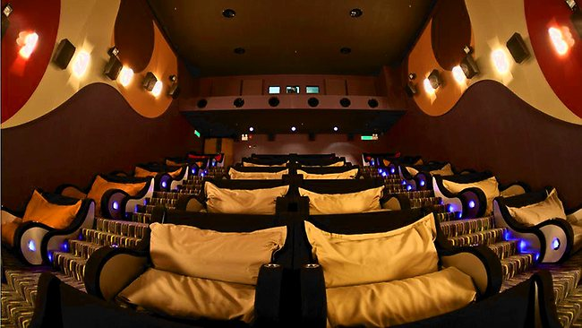 Is The Beanieplex The Best Cinema Ever Holiday