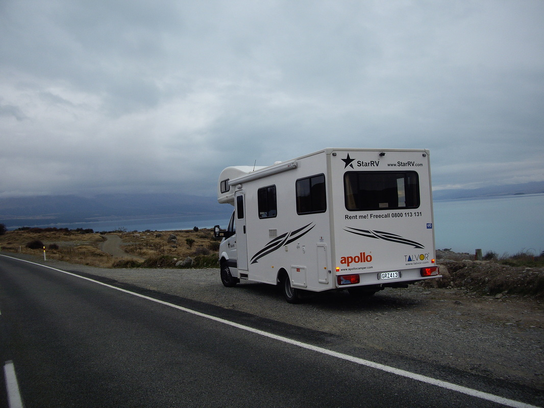 Hiring A Motorhome Or Camper In New Zealand Holiday